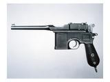 Mauser 753 Semi-Automatic Pistol (Metal)