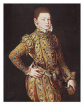 Don John of Austria  C1560 (Oil on Canvas)