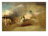 Surrender of Cornwallis at Yorktown  1787 (Oil on Canvas)