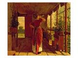 The Dinner Horn  1873