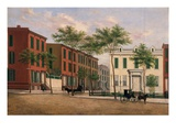 Street in Brooklyn  1880-90
