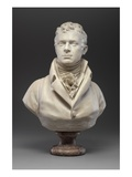 Robert Fulton  C1804 (Marble) (See also 140329 and 345579)