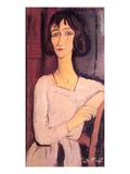 Marguerite  1916 (Oil on Canvas)