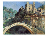Dolceacqua  Italy  1884 (Oil on Canvas)