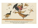 There Was a Young Lady Whose Bonnet Came Untied When the Birds Sat Upon It