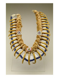 Grizzly Bear Claw Necklace  Iowa  Native American  C1830