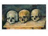 The Three Skulls  c1900