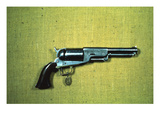 Colt 'Walker' Model 44 Calibre Revolver of 1847 (Wood and Metal)