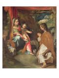 Madonna of San Giovannino with John the Evangelist