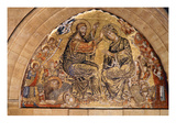 The Coronation of the Virgin (Mosaic)