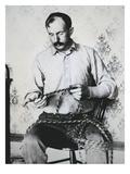 Tom Horn (1861-1903) (B/W Photo)