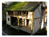 Laundry House on the River Loir (Photo)