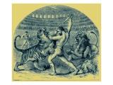 Combat of Gladiators with Wild Animals