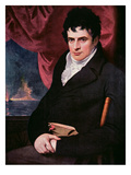 Robert Fulton (1765-1815) (Oil on Canvas)