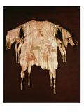 Tunic  Mandan Tribe (Painted Buckskin)