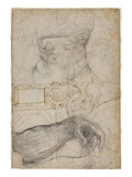 Scheme for the Decoration of the Ceiling of the Sistine Chapel  C1508