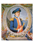 John Paul Jones (Colour Litho)