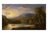 Ellen's Isle  Loch Katrine  1871