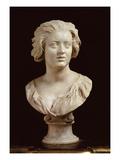 Bust of Costanza Buonarelli (Marble)
