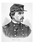 Robert Gould Shaw (1837-63) (Engraving)