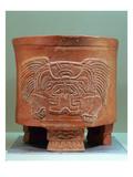 Tripod Vase  Late Xolalpan  550-650 (Stoneware)