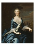 Mrs Charles Carroll of Annapolis  1753/54