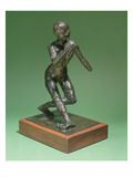 The Curtsey  C1896 (Bronze)