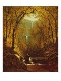 Kaaterskill Falls  1871