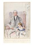 James Wyatt with His Grandaughter Mary  Oldest Child of James Wyatt Junior
