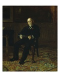 Robert M Lindsay  1900 (Oil on Canvas)