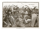 The Spartans at Platea (Litho)