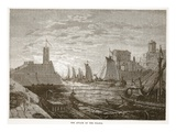 The Attack on the Piraeus (Litho)