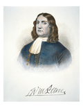 William Penn (Colour Litho)