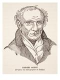 Gaspard Monge (Litho)