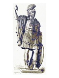 Pyrrhus  Iilustration from 'History of Rome' by Victor Duruy  Published 1884
