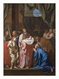 The Presentation of Christ in the Temple  1645