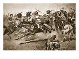 On the Expedition to Pao-Ting-Fu: a Charge of the Bengal Lancers
