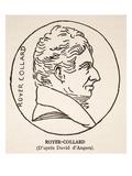 Royer-Collard (Litho)