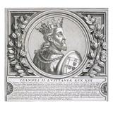 John Ii of Portugal (Litho)