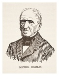 Michel Chasles (Litho)