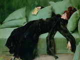 After the Ball (Oil on Canvas)