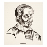 Gassendi (Litho)