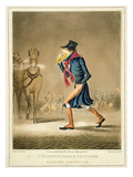 A Thoroughbred November and London Particular  Engraved by George Hunt  Published by Thomas Mclean