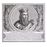 John I of Portugal (Litho)