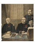 The Dreyfus Affair  Illustration from 'Le Petit Journal: Supplement Illustre'  2nd January 1898
