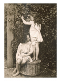 The Summer Garden  from 'Sun Artists: a Serial of Artistic Photography'