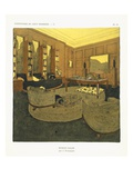 Study  from 'Repertoire of Modern Taste'  Published 1929 (Colour Litho)