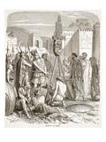 Brennus at Rome (Litho)
