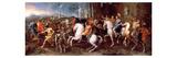 The Calydonian Boar Hunt  1637-38