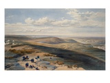 The Field of Inkerman  Plate from 'The Seat of War in the East'